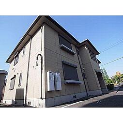 奈良県香芝市下田西3丁目の賃貸アパートの外観