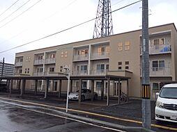 北海道旭川市宮下通5丁目の賃貸マンションの外観