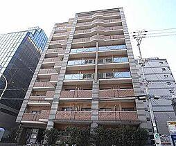 京都府京都市下京区夷之町の賃貸マンションの外観