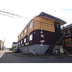 ベイサイドハウスB[3階]の外観
