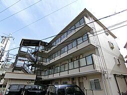 第一萩谷マンション[4階]の外観