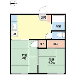 北四番丁駅 3.3万円