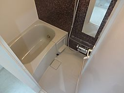 レジス立川曙町の清潔感溢れる浴室