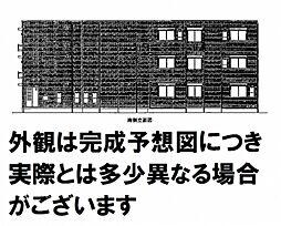 (仮)D-room草津梅が台[1階]の外観