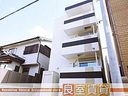 愛知県名古屋市南区柵下町4丁目の賃貸アパートの外観
