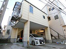 カネミツアパート[2階]の外観