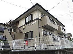 宮城県仙台市太白区鹿野本町の賃貸アパートの外観