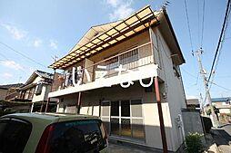 [テラスハウス] 岡山県岡山市南区福田 の賃貸【/】の外観