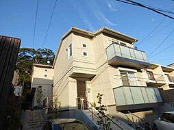 [一戸建] 福岡県福岡市中央区谷1丁目 の賃貸【/】の外観