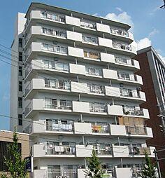 「サニーハイツ山科」[4階]の外観