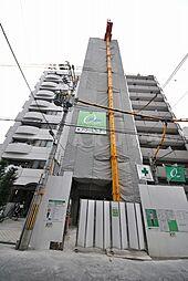 ファーストフィオーレ心斎橋EASTII[9階]の外観