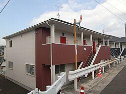 福岡県宗像市三郎丸1丁目の賃貸アパートの外観
