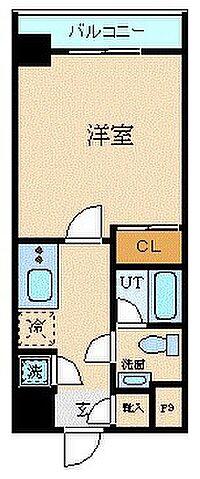 間取り(要町駅徒歩1分嬉しい独立洗面台付き充実設備で生活をサポート家具家電付き)