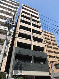 サンロワール江坂リュッセ[3階]の外観