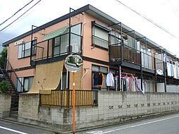 桜ビラ B棟[208号室]の外観