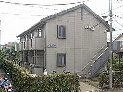 サンデューク恋ヶ窪2[1階]の外観