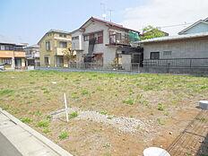 全17区画の大型分譲地内。お好きなハウスメーカーで建築可能な土地分譲。