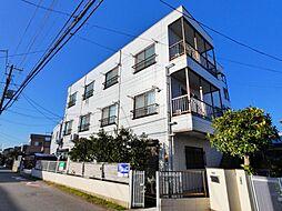 千葉県習志野市藤崎1丁目の賃貸マンションの外観