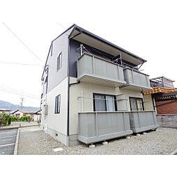 富竹アパートメント[2階]の外観