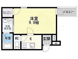 平野駅 5.7万円
