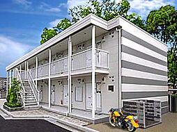 兵庫県宝塚市中筋6丁目の賃貸アパートの外観