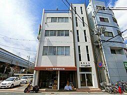 富田ビル[4階]の外観