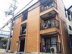 兵庫県尼崎市西本町1丁目の賃貸マンションの外観