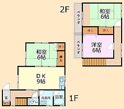 八街駅 5.5万円