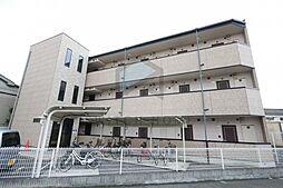 大阪府東大阪市金岡3の賃貸アパートの外観