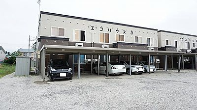 外観,2LDK,面積66.8m2,賃料6.8万円,JR宗谷本線 名寄駅 徒歩30分,バス 8号下車 徒歩5分,北海道名寄市西十二条北3丁目