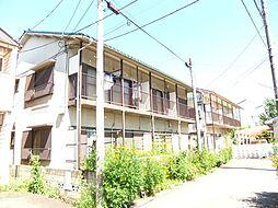 コーポ川尻[2階]の外観