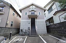 千里山ハイツ[3階]の外観