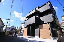 兵庫県神戸市垂水区王居殿1丁目の賃貸アパートの外観