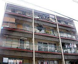京都府京都市上京区六軒町通一条下る三軒町の賃貸マンションの外観
