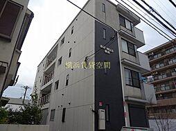 ベイヒルズ横濱[4階]の外観