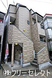 福岡県福岡市博多区住吉3丁目の賃貸アパートの外観