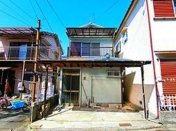 [一戸建] 大阪府大阪狭山市東野西1丁目 の賃貸【/】の外観