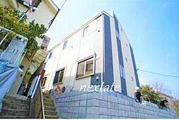 神奈川県横浜市磯子区杉田6の賃貸アパートの外観