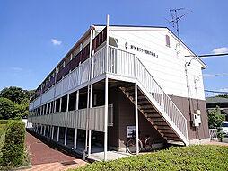 ニューシティモリタカB[1階]の外観
