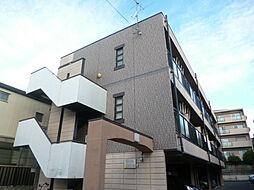 京都府京都市北区紫野下石龍町の賃貸マンションの外観