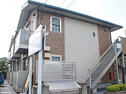 ブルーアルブル[2階]の外観