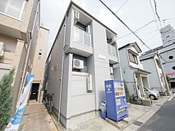 愛知県名古屋市西区中小田井5丁目の賃貸アパートの外観