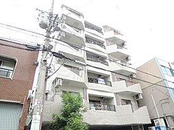 大阪府大阪市平野区平野西5丁目の賃貸マンションの外観
