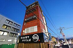 兵庫県川西市平野3丁目の賃貸マンションの外観