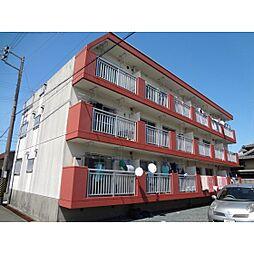 静岡県浜松市南区頭陀寺町の賃貸マンションの外観