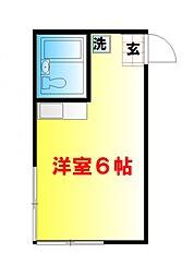 【敷金礼金0円!】中央線 西八王子駅 徒歩26分