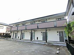 福岡県久留米市山川神代1丁目の賃貸アパートの外観