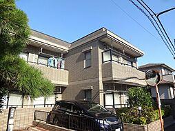 マンションMOMO日野[1階]の外観