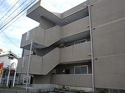 アドバンス八神[2階]の外観
