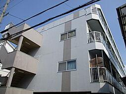 大阪府守口市藤田町4丁目の賃貸マンションの外観